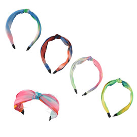 Girls Tie Dye Headband