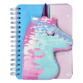Unicorn Reversible Sequin Journal 724-875
