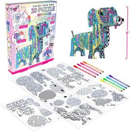 3D Puppy Puzzle - 12773