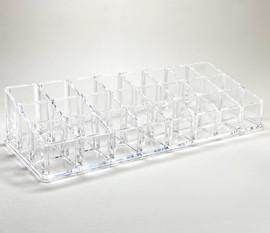 8 Inch Long Acrylic Cosmetic Organizer - 213069-N1