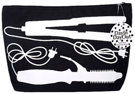 Hair Tools Large Travel Pouch  - 320000-N28