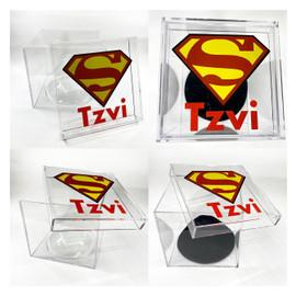 Vinyl Superman Clear box