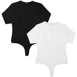 Kiki Riki 3/4 Bodysuit Cotton Shell