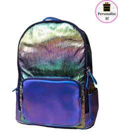 Bari Lynn Cosmic Leather Backpack - BLCLB