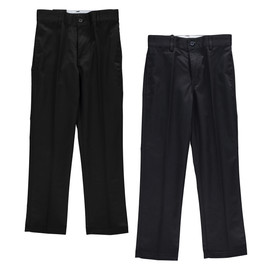 Boys Slim Fit Cotton Pants
