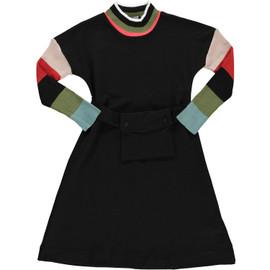 Girls Weekday Ponti Dress