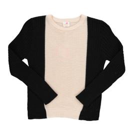 Boys Waffle Top Shabbos Sweater