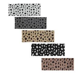 Knit Leopard Ladies Headwrap