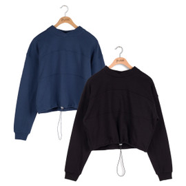 Point Sweats Bungee Top