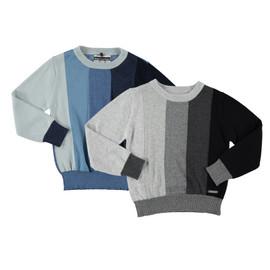 Boys Crew Neck Shabbos Sweater