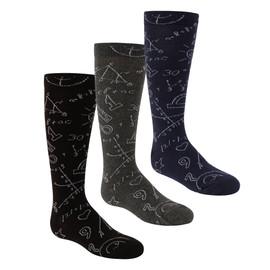 Bimbam Doodle Knee Sock