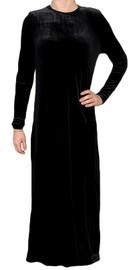 BGDK Women's Soft Velour Shabbos Robe