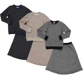 Girls Sweatshirt Texture Set