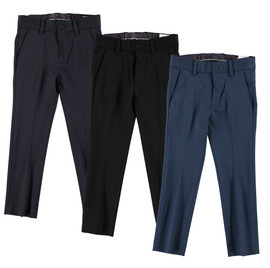 Boys Skinny Fit Stretch Pants