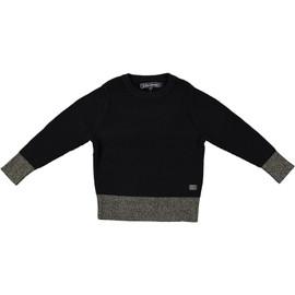 Boys/Girls 100% Cotton Rib Knit Sweater