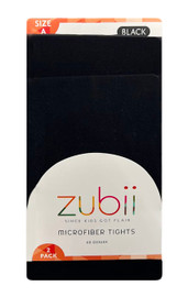 Girls Microfiber 2 Pack Tights
