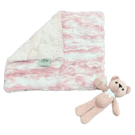 Jupiter Rosewater/Heather Luxe Rosewater Lovey