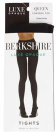Berkshire Luxe Opaque Non Control Top Tights