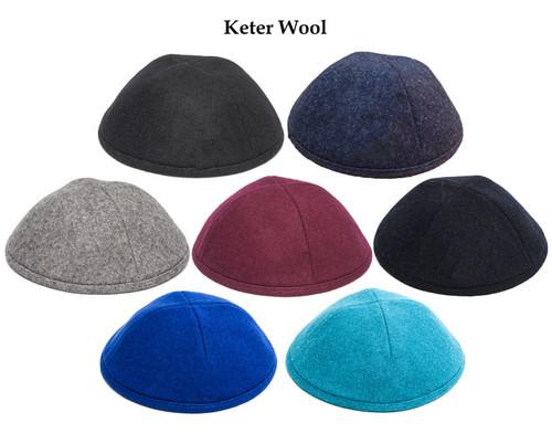 Keter Wool Yarmulka