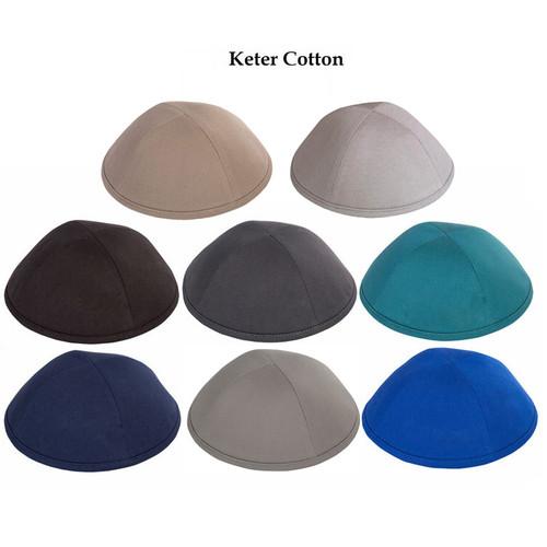 Keter Cotton Yarmulkas