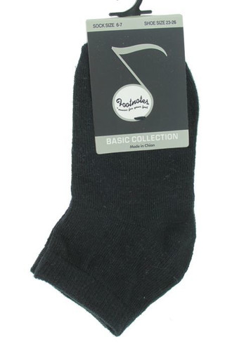 Footnotes Cotton Ankle Sock
