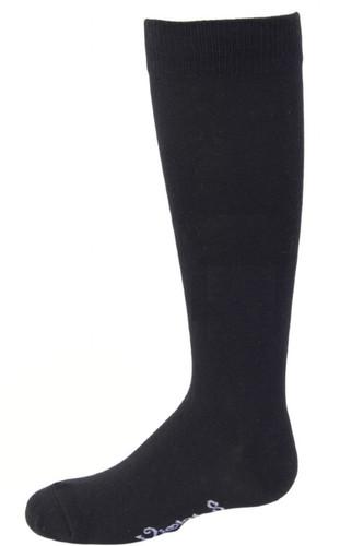 Violet Legwear Solid Knee Socks