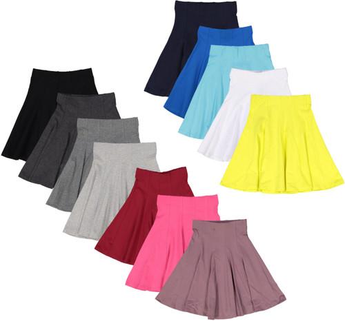 BGDK Girl's Panel Skirt