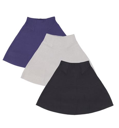 Girl's Knit Skirt