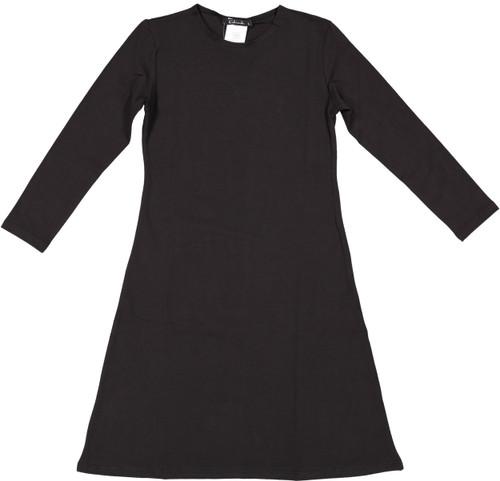 Kiki Riki Girls L/S Cotton Dress