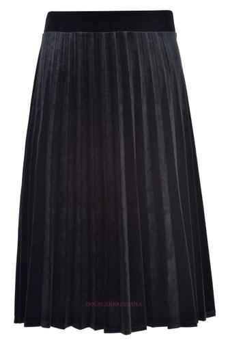Ladies Velour Skirt