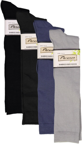 Florence Bamboo Cotton Knee Sock