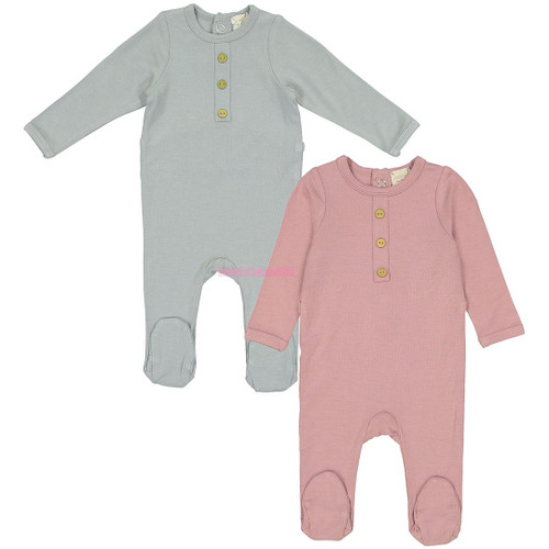 ANALOGIE BY LIL LEGS UNISEX BABY / TODDLER BAMBOO COTTON STRETCHIE