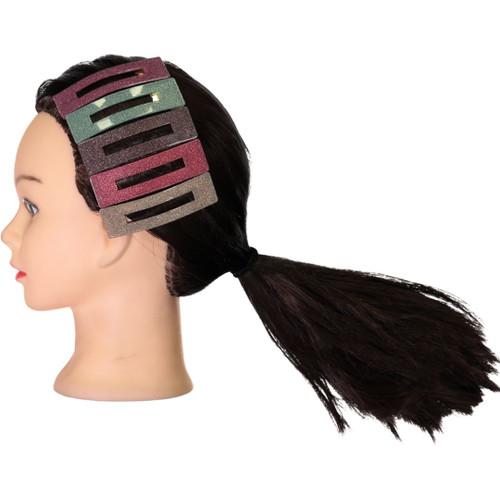 Riqki Large Glitter Hair Clip