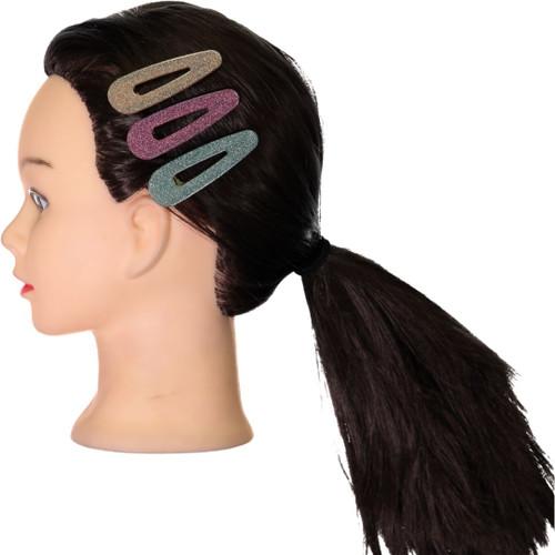 Riqki Medium Glitter Hair Clip