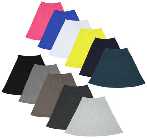 BGDK Girl's A-Line Skirt