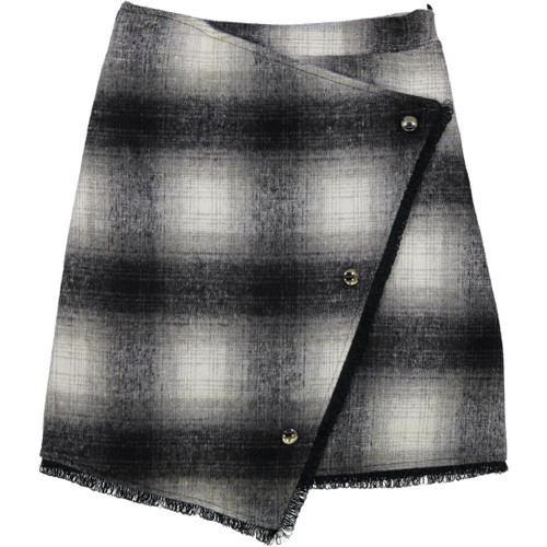 Whitlow & Hawkins Girls Plaid Skirt - WHF192001