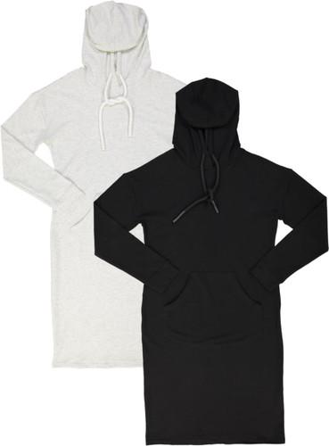 BGDK Womans Hoodie Dress - BK-SA601