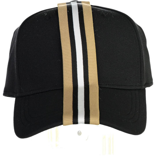 Riqki Tan Stripe Cap