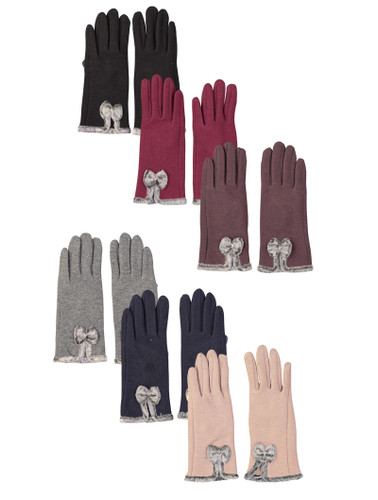 Riqki Womens Gloves - GL137