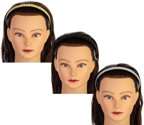 Riqki Girls Braided Headband - HB1930