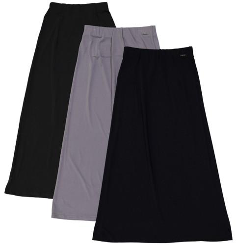 BGDK Girl's Long Slinky Skirt