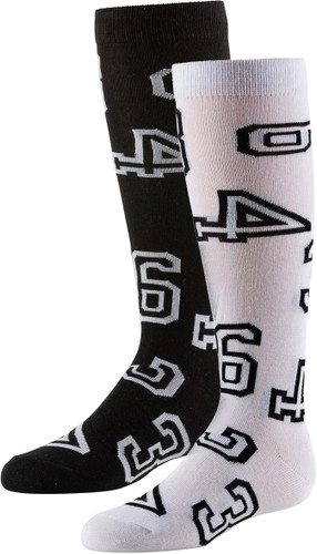 Zubii Girls Number Blocks Knee Socks - 681