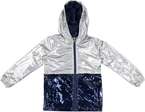 Martino Boys Girls Unisex PVC Raincoat/Spring Jacket - AS05