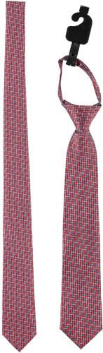 Rick Palmer Fireman Red Tie - RP102