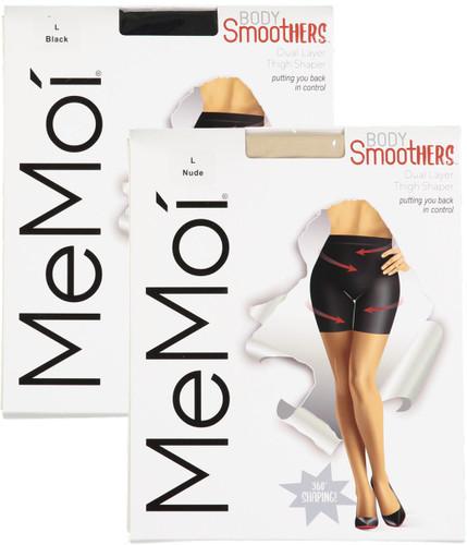 Memoi Womens Dual Layer Thigh Shaper - MM-515