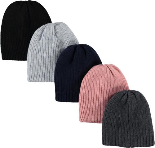 MC Ribbed Knit Unisex Hat - PM-19Z211
