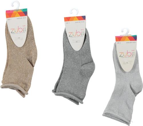 Zubii Girls Ankle Socks - 770