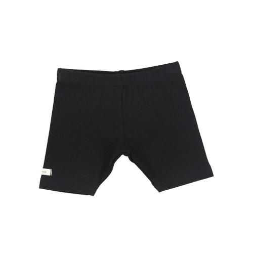 Lil Legs Black Shorts