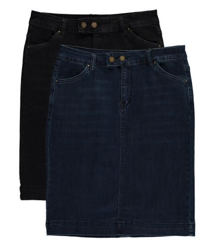 BGDK Women's Denim Skirt