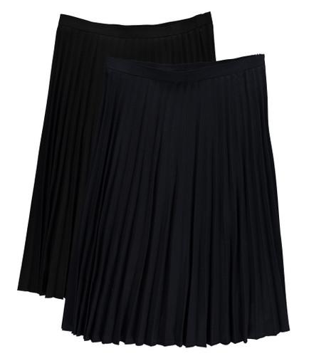Women's Accordion Pleated Skirt